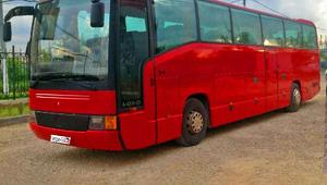 Автобус Neoplan Trumpf Junior (красный)