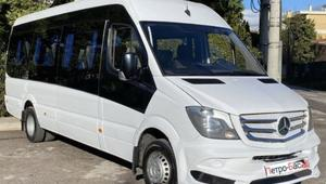 Микроавтобус Mercedes-Benz Sprinter Business Class